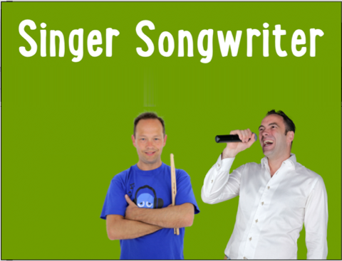 Nieuwe workshop: Singer Songwriter